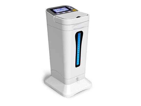 portable colonic machine